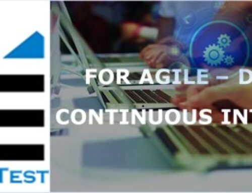An Ultimate Testing Product for Agile, DevOps And CI